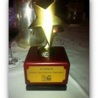 Betsson wygrywa tytuł Bukmachera Roku na IGA 2012