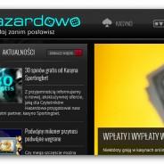 Nowa odsłona portalu Hazardowo.com