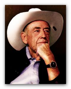 Żyjąca legenda pokera - Doyle Brunson