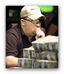 Chris Moneymaker - jeden ze sprawców boomu na texas holdem