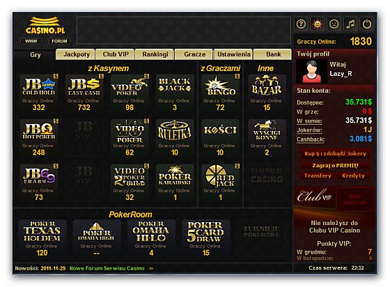 Casino online pl the big casino mistreated
