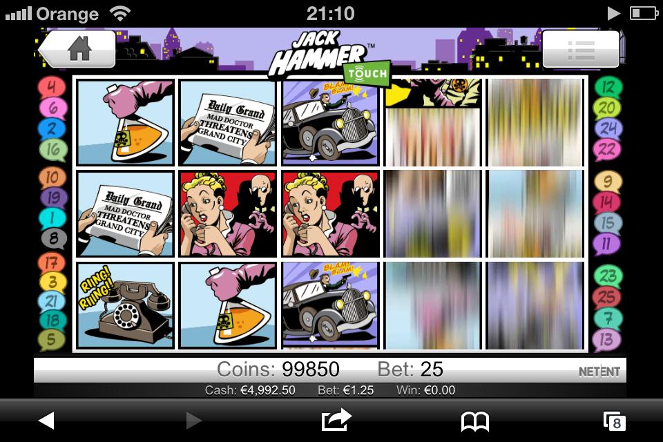jednoreki bandyta automat do gry jackhammer w casino euro na telefon