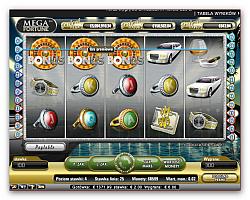 Mega Fortune automat jednoreki bandyta