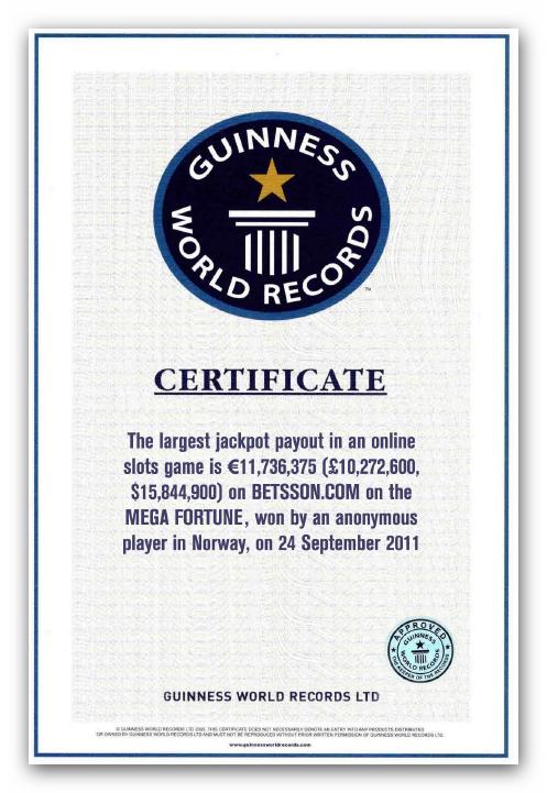 rekord-guinessa-jackpot-betsson-certyfikat